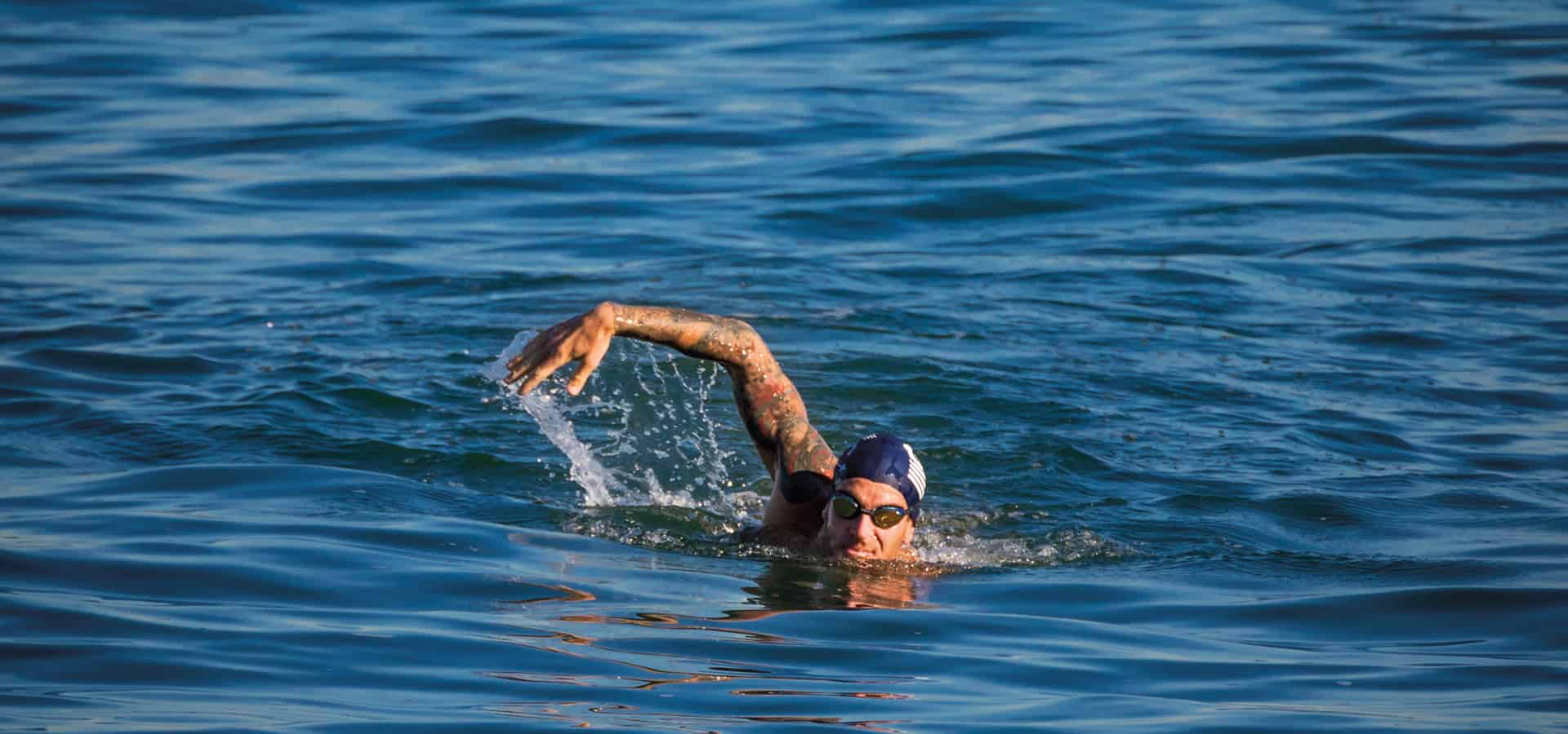 The Golden State Triathlon and Super Sprint Triathlon